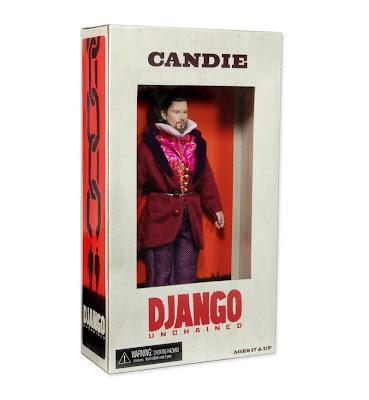 """NECA Django Unchained - 8"""" Candie figure"""