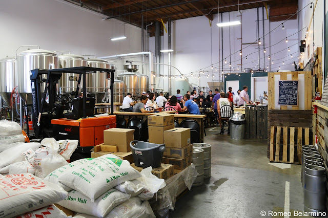 Strike Brewery & Warehouse Taproom San Jose Breweries