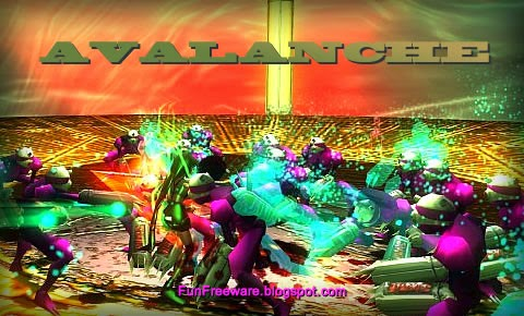 Game Avalanche Screenshot Image