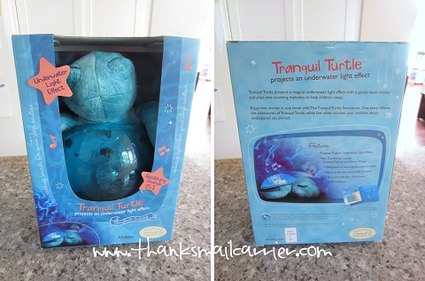 Tranquil Turtle review