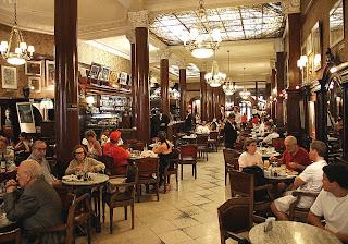 CAFÉ LITERARIO, CAFÉ TORTONI