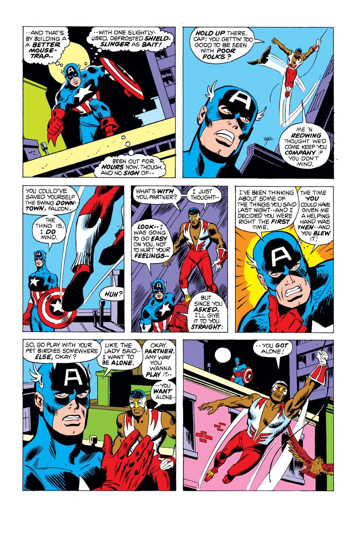 Captain America (1968) Issue #168 #82 - English 8