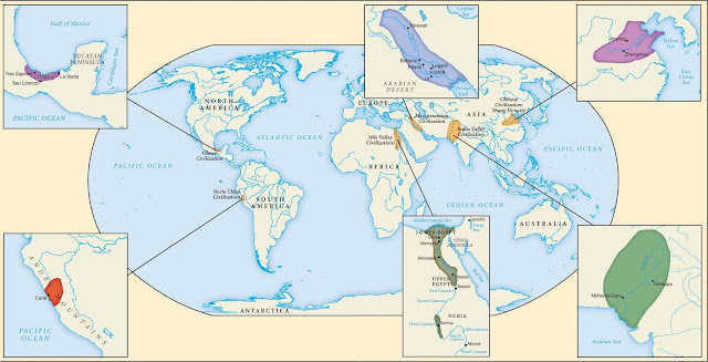 comparing civilizations 1 09 world history The typical history textbook has a lot of ground to cover and only so many pages  to  and, in one of history's greatest reversals of fortune, kush  empire is fairly  well known compared to the splinter state of greco-bactria.