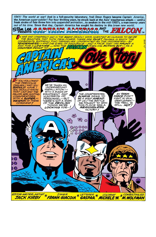 Captain America (1968) Issue #198 #112 - English 2
