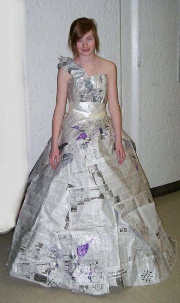 Как сделать костюмы из подручных материалов своими