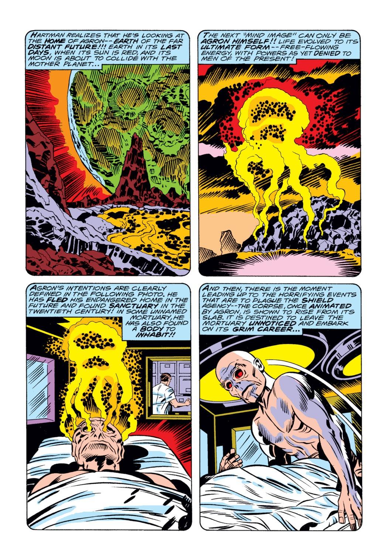 Captain America (1968) Issue #205 #119 - English 7