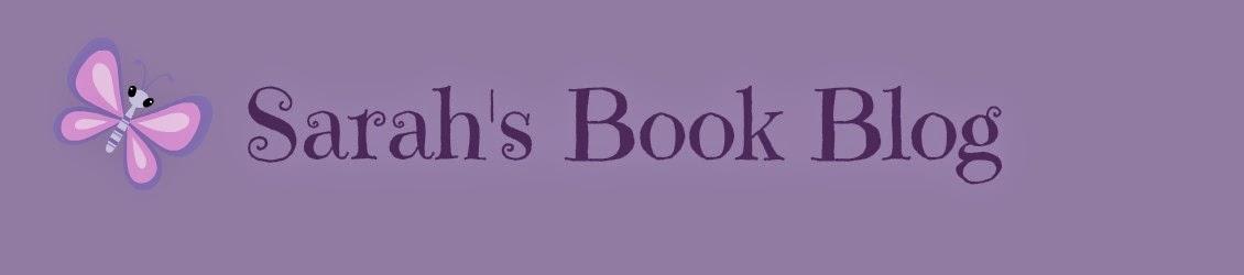 Sarah's Book Blog