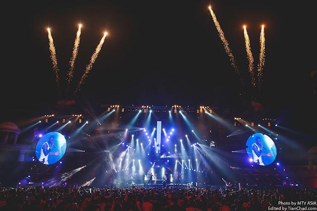 Jason Derulo performing at MTV World Stage Malaysia 2015 on 12 Sep Pic 4 (Credit - MTV Asia & Aloysius Lim)