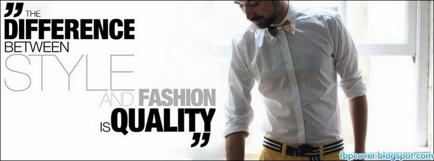 Difference Between Style And Fashion Quote Boy