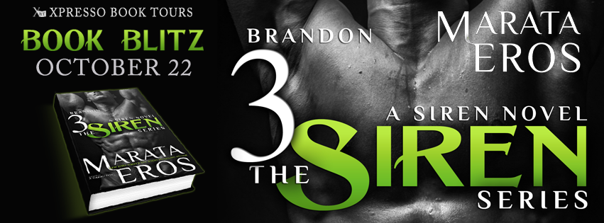 Brandon Siren 3 Book Blitz