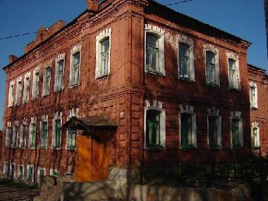 Школа - мой второй дом...