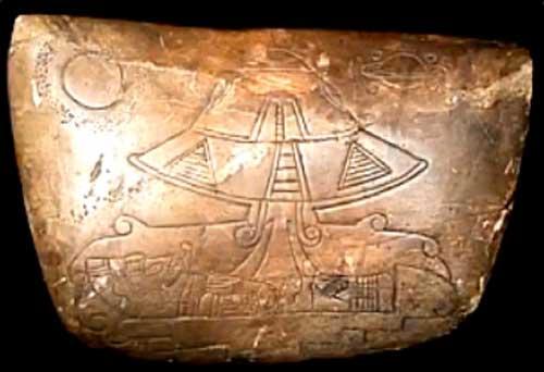 Mayas contactos extraterrestres
