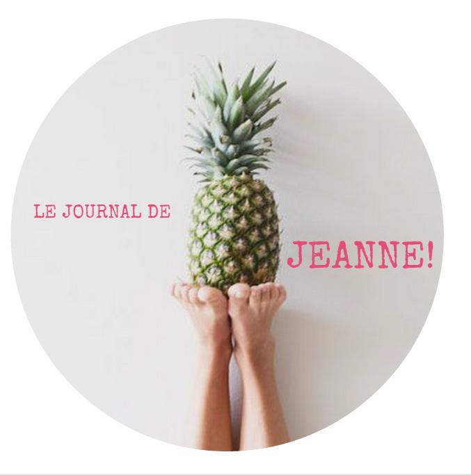 Le journal de Jeanne