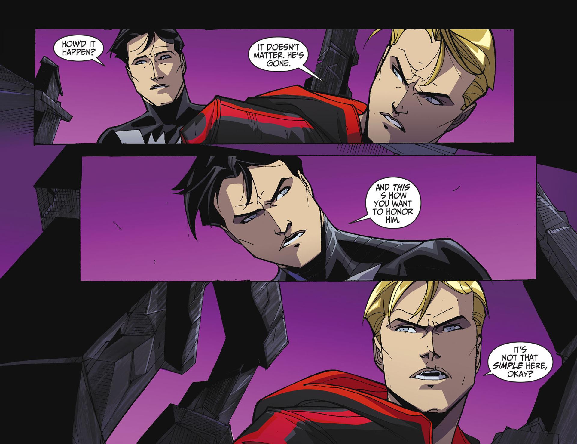 Batman Beyond 2.0 Issue #20 #20 - English 14