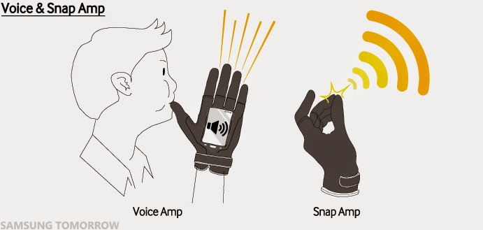 Voice & Snap AMP (VSA)