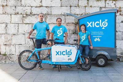 Xiclo - transporte en bicicleta