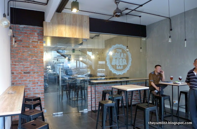 The Great Beer Bar, Damansara Uptown, craft beers kl