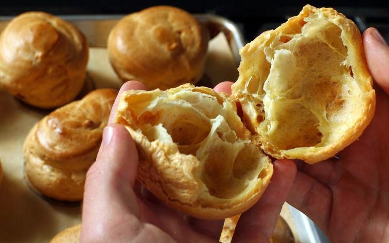 Tips Dan Trik Cara Membuat Kue Sus Mengembang Dan Renyah