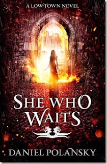 She Who Waits - Daniel Polansky book cover