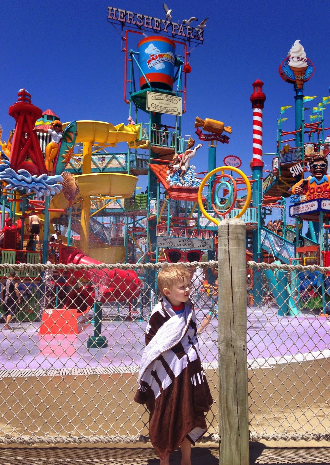 The Doll Sweet Journal.: A Waterpark, A Trolley Tour, and ...