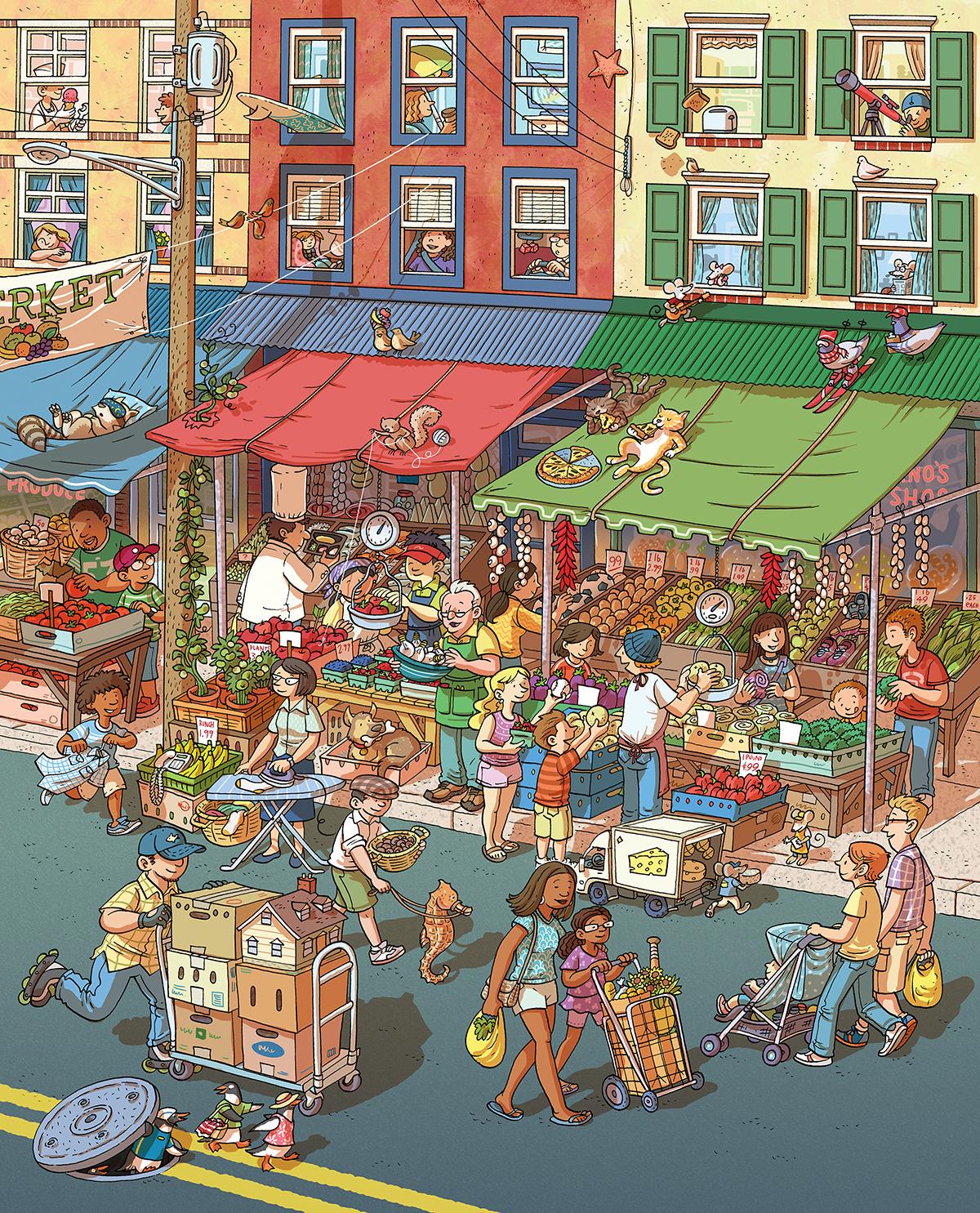 eng 217 blog describe a scene