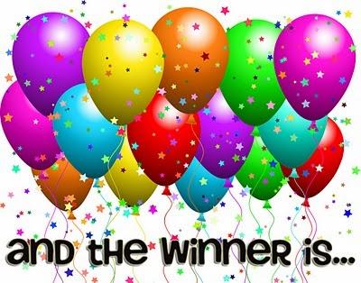 Победитель Giveaway в честь 100го поста! :)
