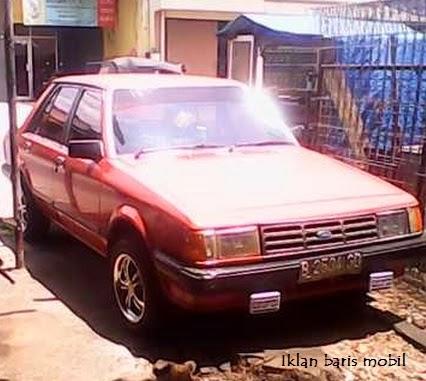 Dijual - Ford Laser 1984, iklan baris mobil