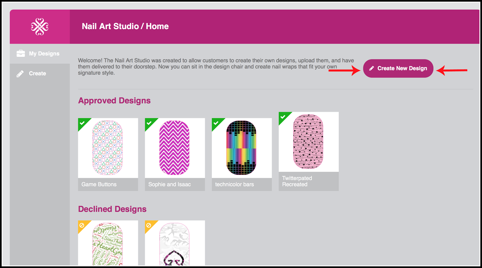 Mommyscape: [Jamberry Tutorial] New NAS tutorial: Step-by-Step ...