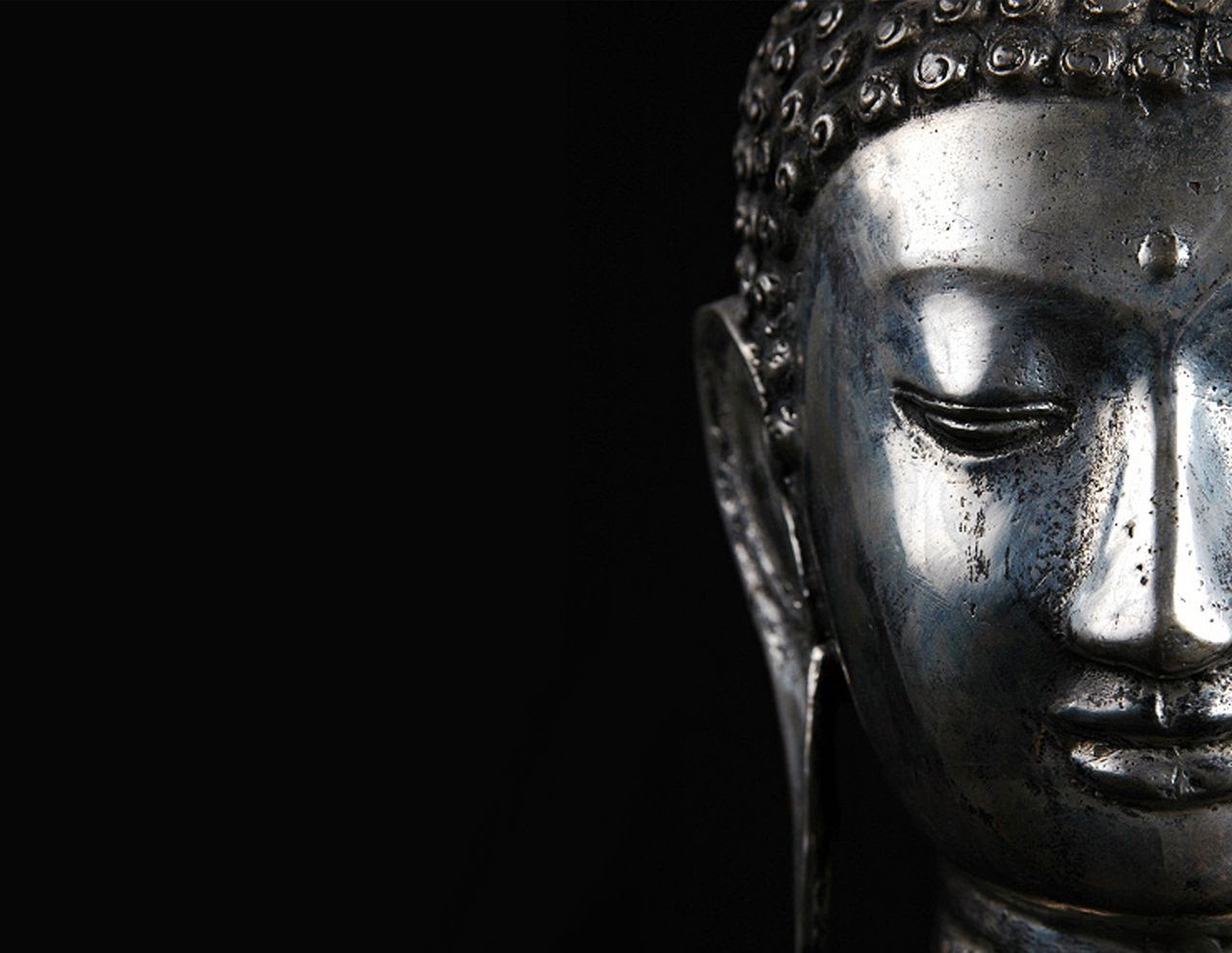 lord buddha face art hd images and statue wallpaper pixhome