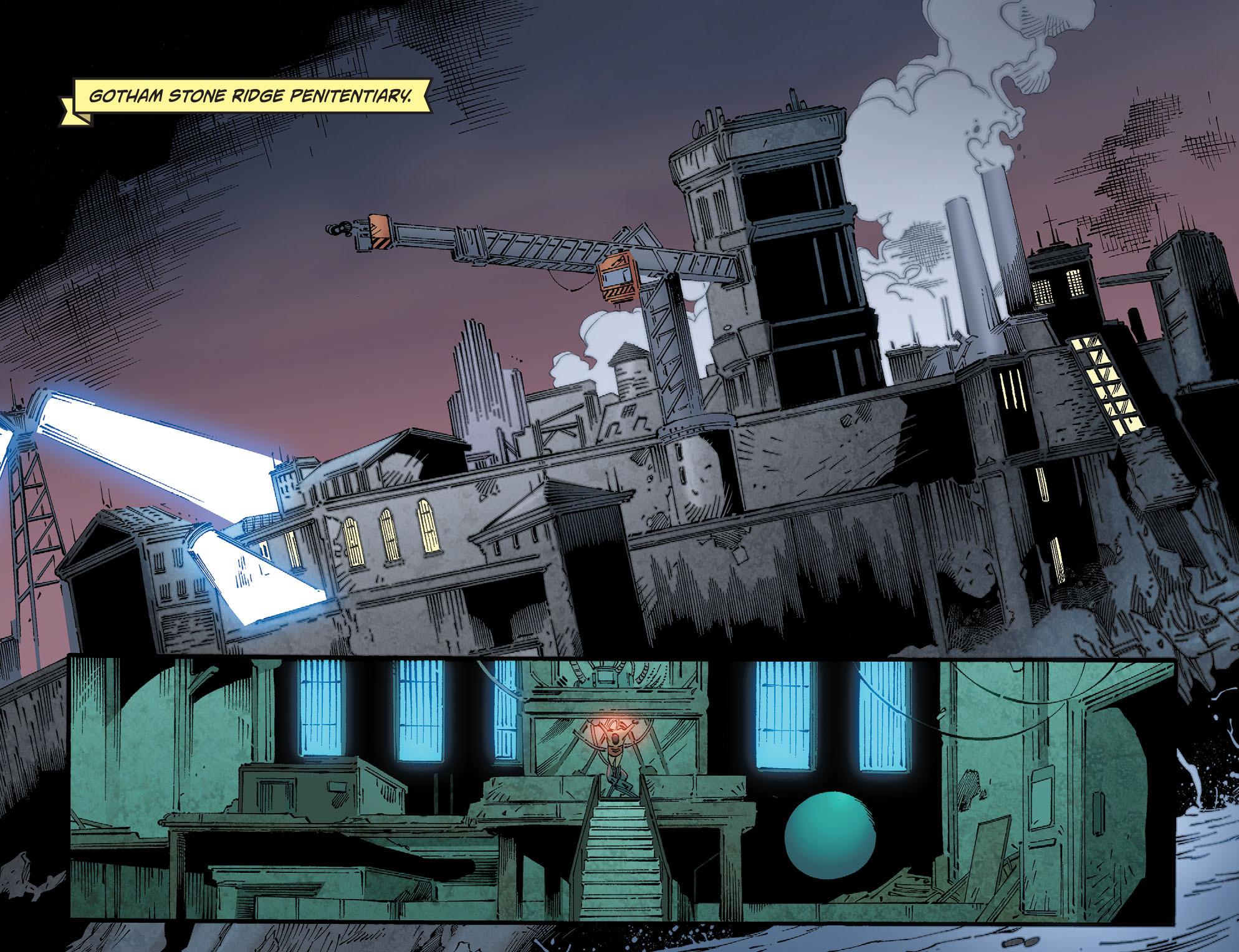 Batman: Arkham Knight [I] Issue #7 #9 - English 3