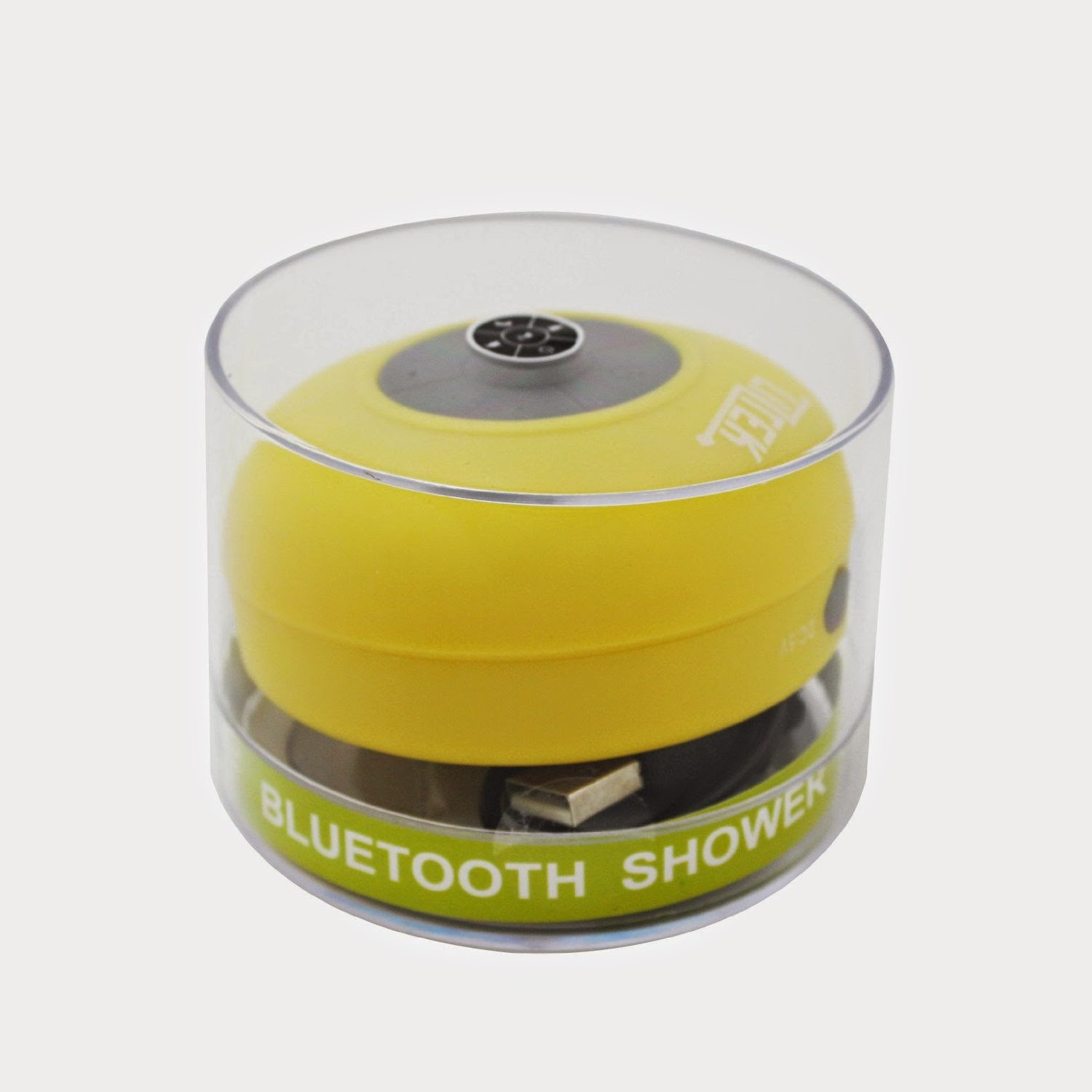 Liztek JSS-100 HD Water Resistant Bluetooth 3.0 #ShowerSpeaker