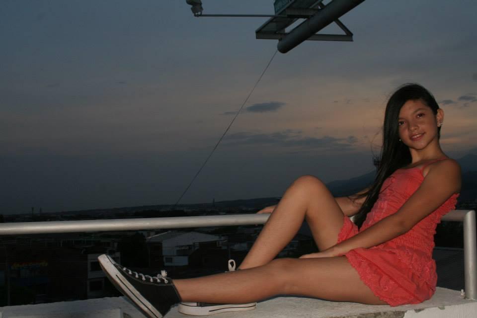 Erika Mini top model (Colombian Models)
