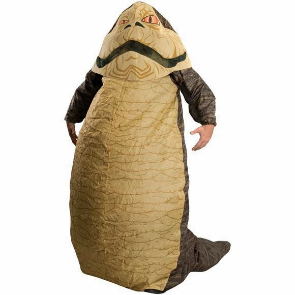Disfraz Jabba the Hutt