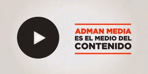 Adman Media, gana dinero promocionando videos en Internet.