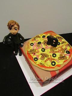 cake pizza
