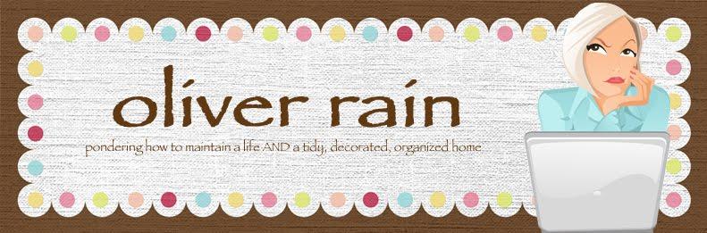Oliver Rain