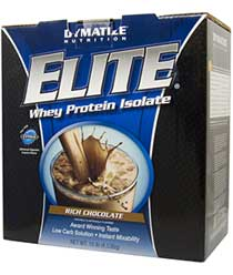 The WPI (Dymatize Elite Whey protein isolate) contains a lactose less than 0.1 g per cup (20 grams) of whey