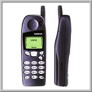 gadget tahun 90-an nokia 5110