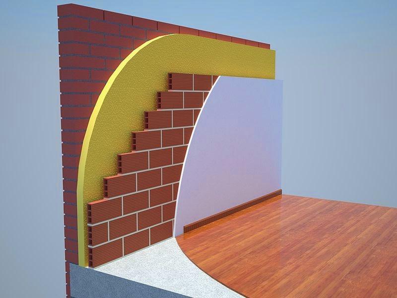Aplicaciones celeste trabajos verticales fachadas - Aislamiento termico paredes ...