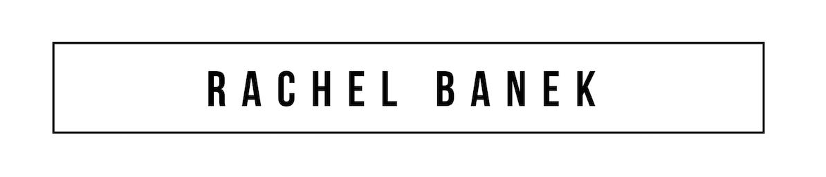rachel banek blog