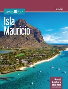 Catálogo de Verano viajes Isla Mauricio 2016