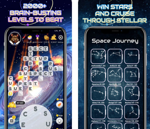Puzzle Game of the Month - Word Stellar