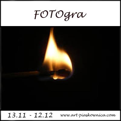 """FOTOgra """"Płomień"""""""