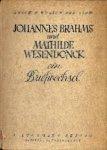 Der Buchladen - Literatur zu Mathilde Wesendonck