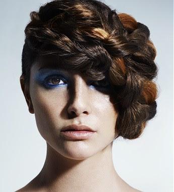 Moderne geflochtene Frisuren in diesem 2013
