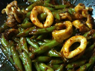 Sambal Squid Recipe