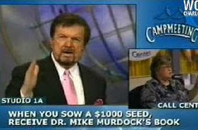 BEWARE OF MIKE MURDOCK!