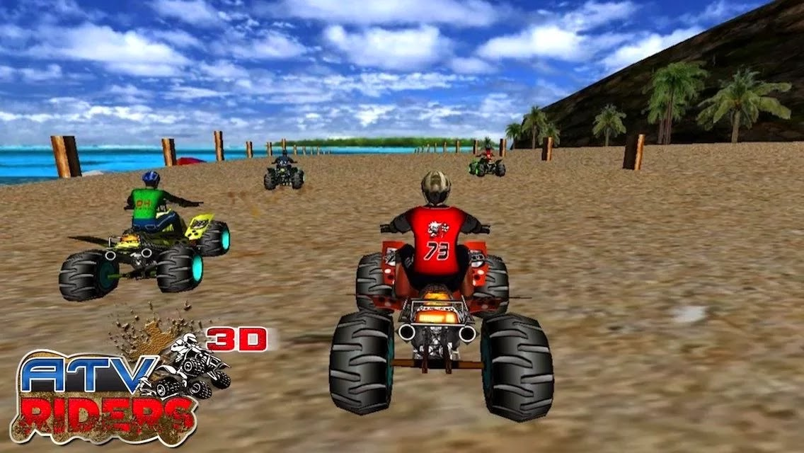 ATV Riders 3D (Racing Game)