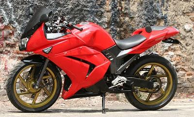 Kawasaki Ninja 250R & Yamaha Scorpio