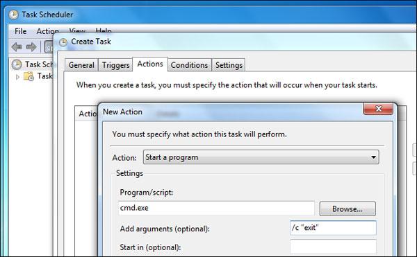 Khắc phục hiện tương tự động bật nguồn, máy tính khi để chế độ Sleep